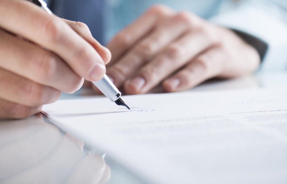 Tome estes 3 cuidados ao assinar um contrato de locação